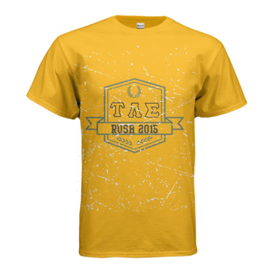 78d3a33d Design Custom Fraternity T-Shirts | RushOrderTees.com™