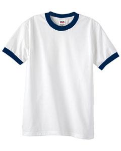 02f178c4 Custom Gildan DryBlend Ringer T-Shirt | RushOrderTees®