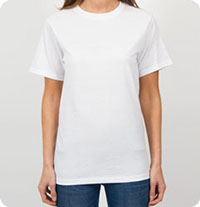 G200L Gildan - Ultra Cotton Ladies' 6 oz. T-Shirt Womens T-Shirt