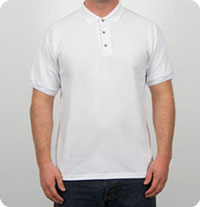 G380 Gildan - Ultra Cotton 6.5 oz. Piqu Polo Polo Golf Shirt